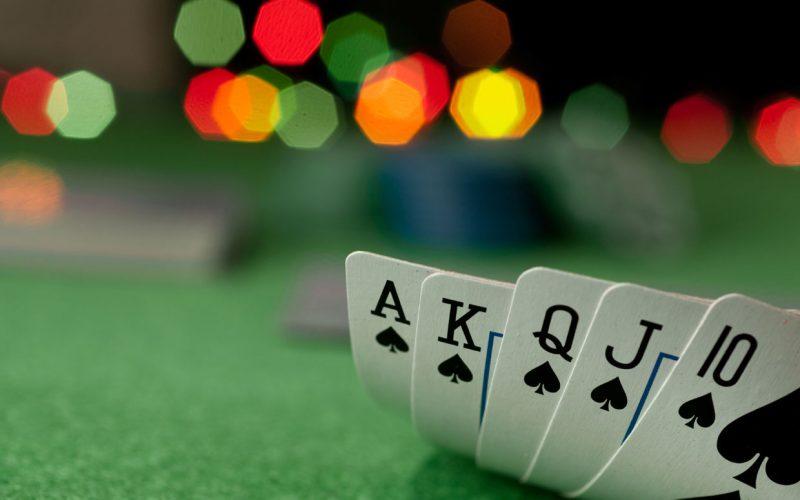 Menu Permainan IDN Poker Online