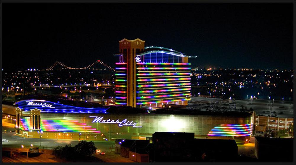 3 Gedung Judi Casino Detroit Alami Warna Baru Di Tengah Pandemi Corona
