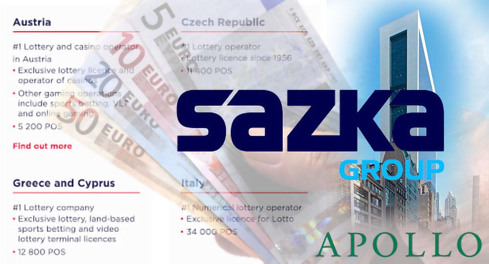 Apollo Global Tanamkan Modal Untuk Ekspansi Judi Sazka