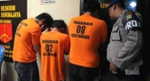 Komplotan Begal Todong Emak-Emak di Daerah Kibin, Serang