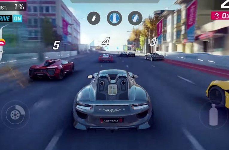 30 Game Balap Terepic Untuk Android