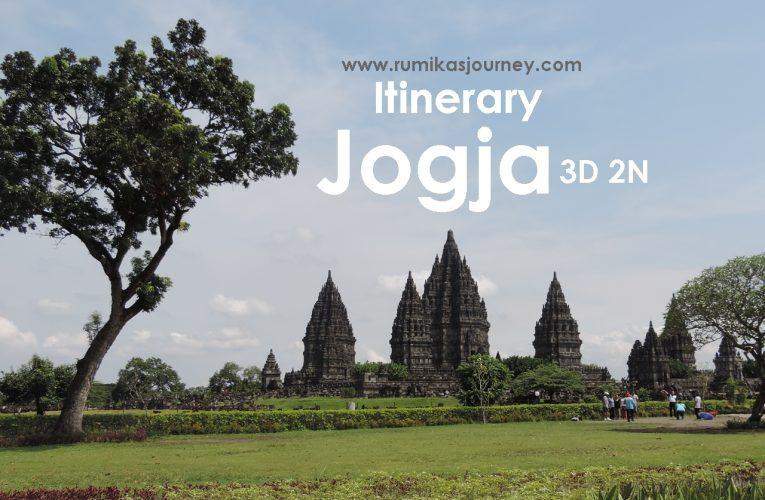 Itinerary Wisata Candi di Yogyakarta, Menjelajah Sepanjang 3 Hari 2 Malam