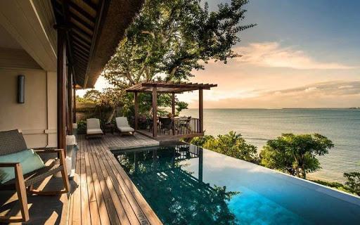 Deretan Resort Pantai Berpenghargaan Teratas di Seluruh Dunia
