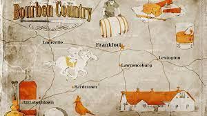 Perjalanan Utama untuk Menemukan Kentucky Bourbon Country