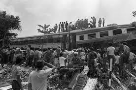 3 Kecelakaan Kereta Api Terbsesar di Dunia