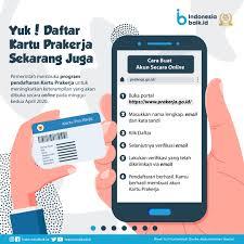 Tata Cara Pendaftaran Kartu Prakerja