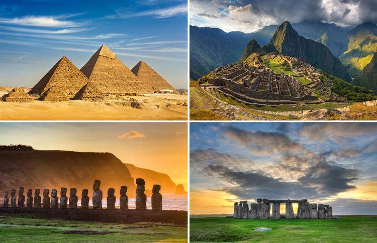 Daftar Wisata Situs Warisan Dunia yang Terkenal
