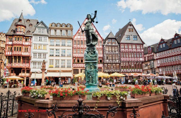 Hal-Hal Terbaik yang Dapat Dilakukan di Frankfurt, Jerman